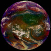 MSG IODC RGB TROPICAL AIRMASS