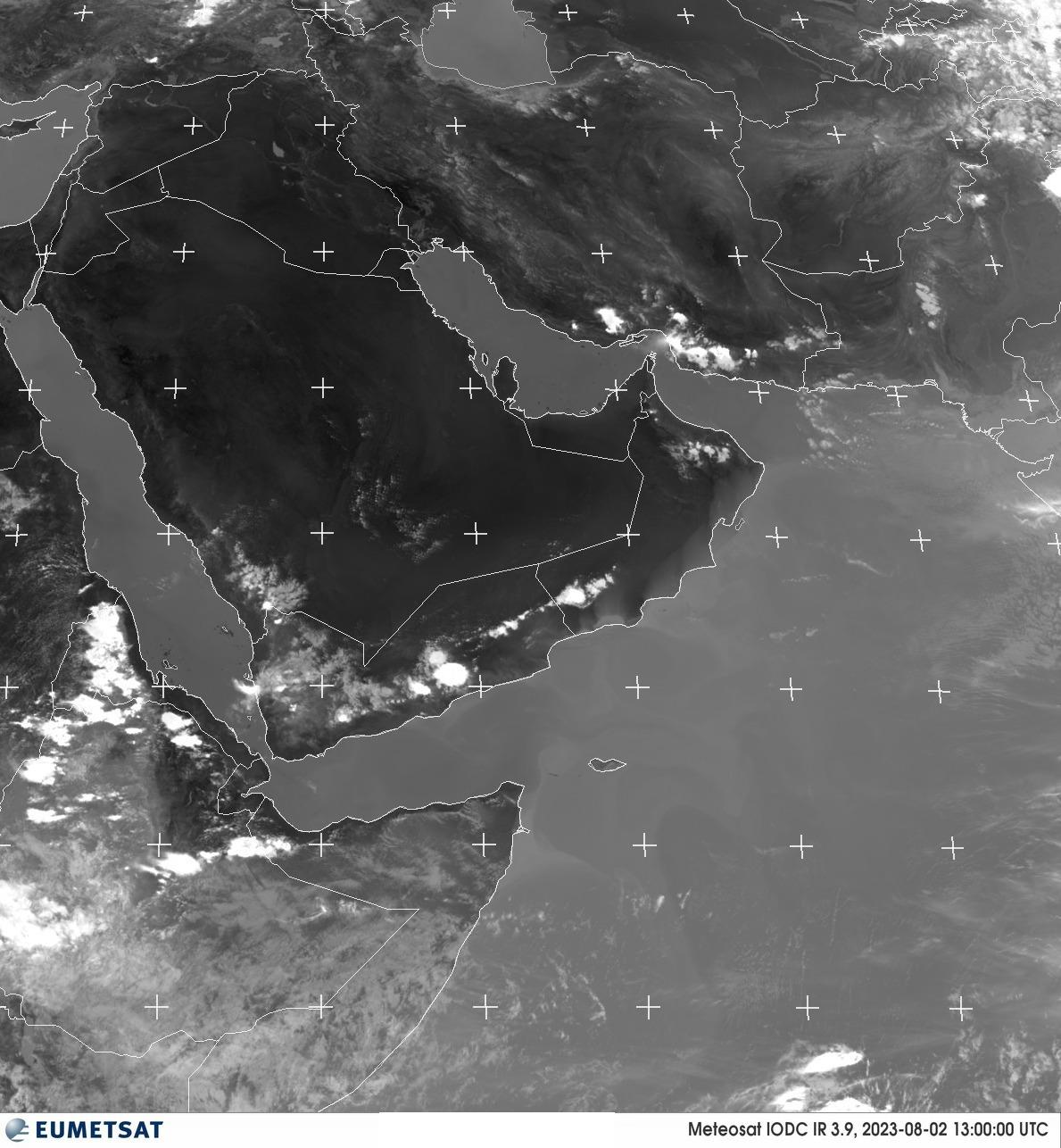 weather india satellite image today