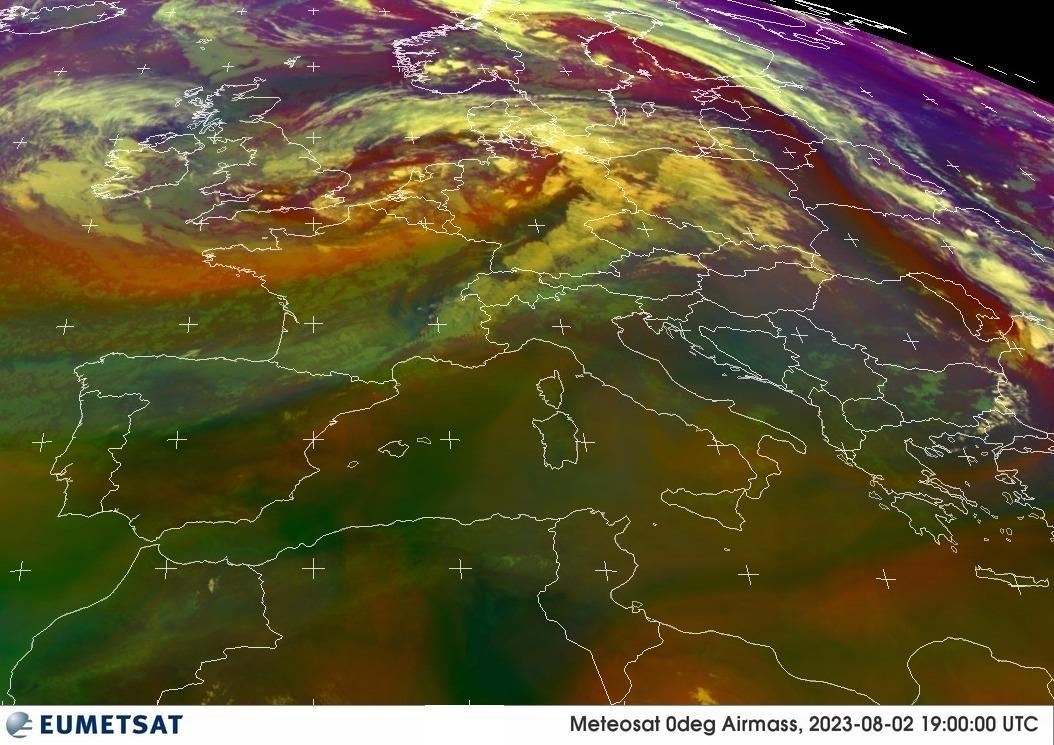 meteosat Europa