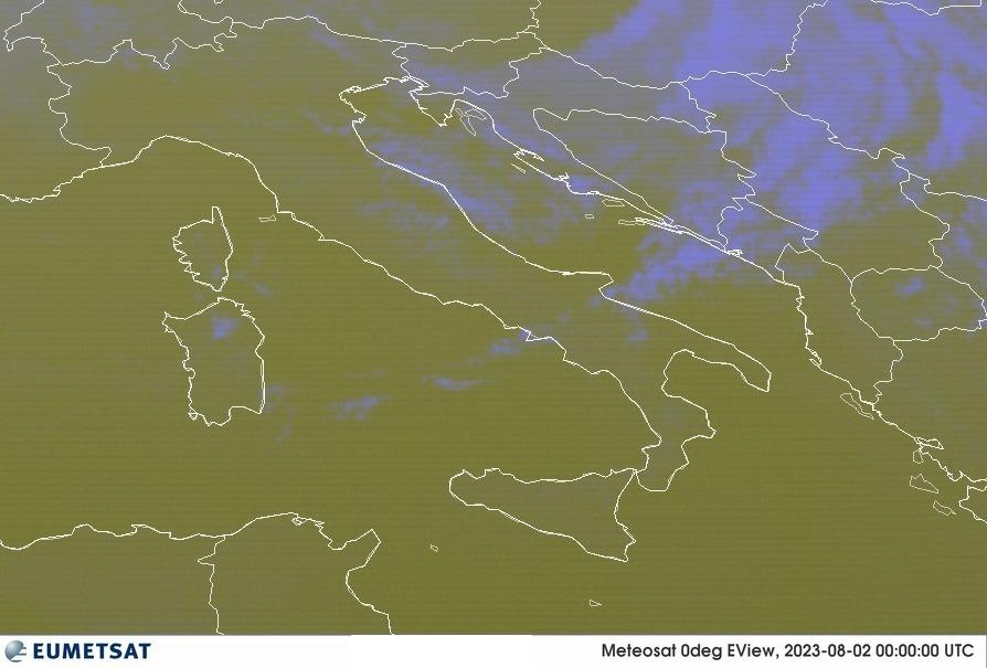 meteosat Italia